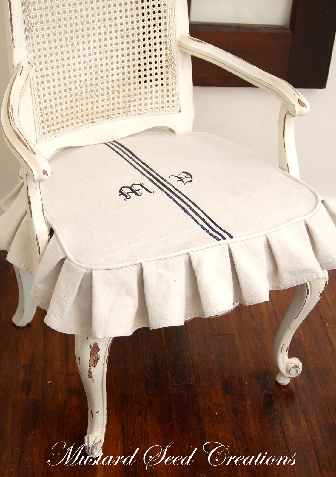 Tips On Making Slipcovers With Drop Cloths Miss Mustard Seed