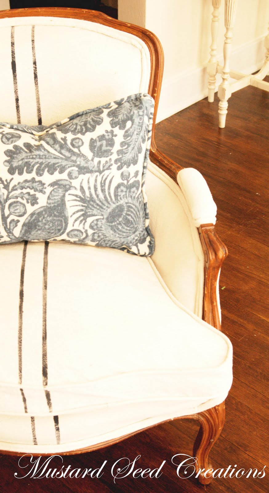 My Reupholstery Crash Course Miss Mustard Seed
