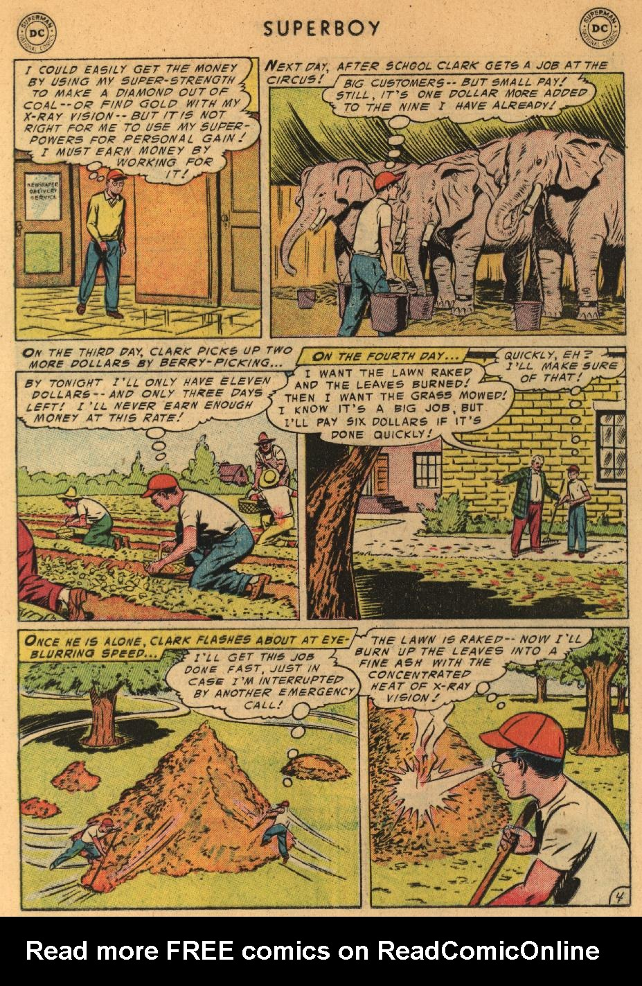 Superboy (1949) issue 44 - Page 14