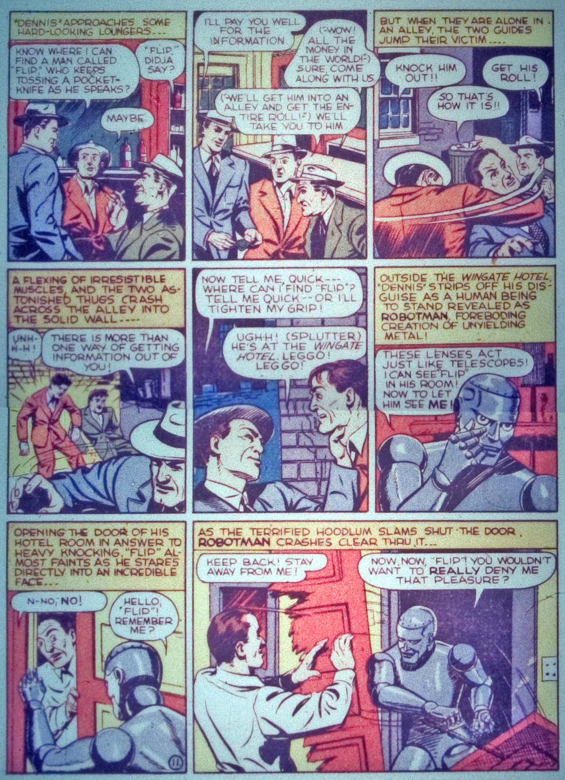 Star Spangled Comics (1941) issue 7 - Page 42