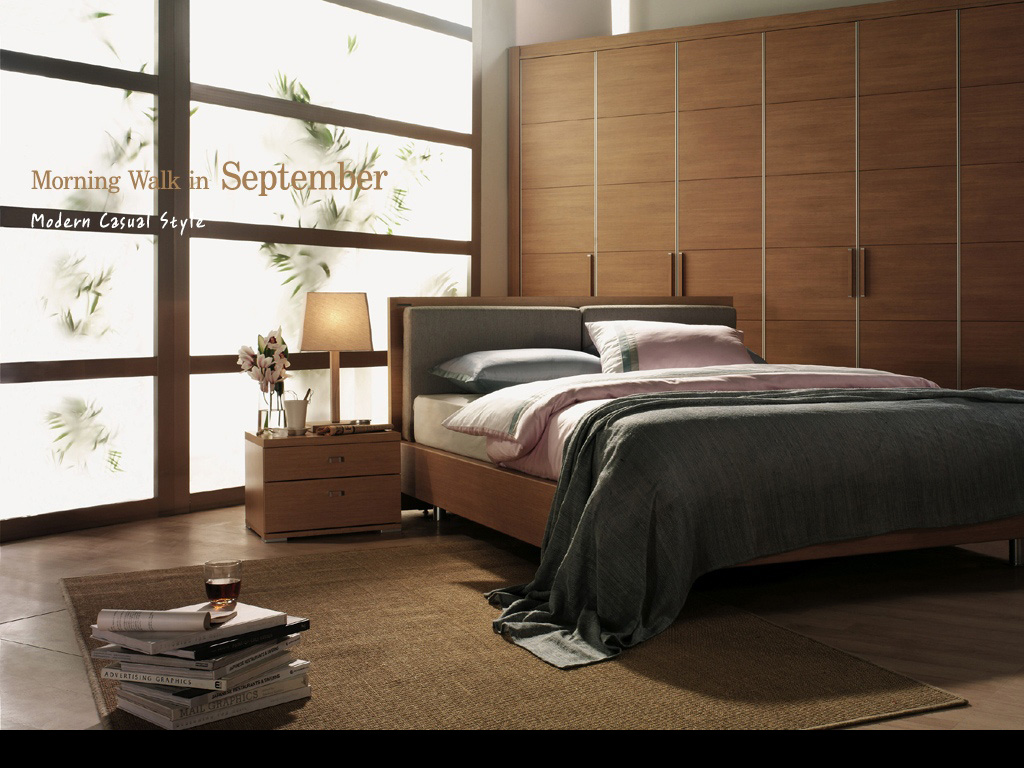 Interior Decorating Home And Garden: BEDROOM DECORATING THEMES
