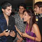 Rakhi Sawant at Surprise party for Gurmeet Choudhary by Debina Bonnerjee Gallery