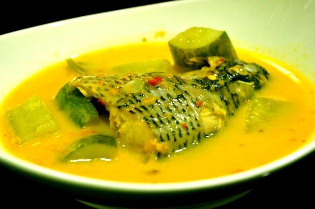 Resepi Ikan Talapia Hitam Masak Lemak ~ Resep Masakan Khas