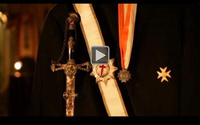 光明會 錫安長老會 聖羅馬帝國和NWO 及森遜密碼驗證: 聖殿騎士共濟會制服和劍