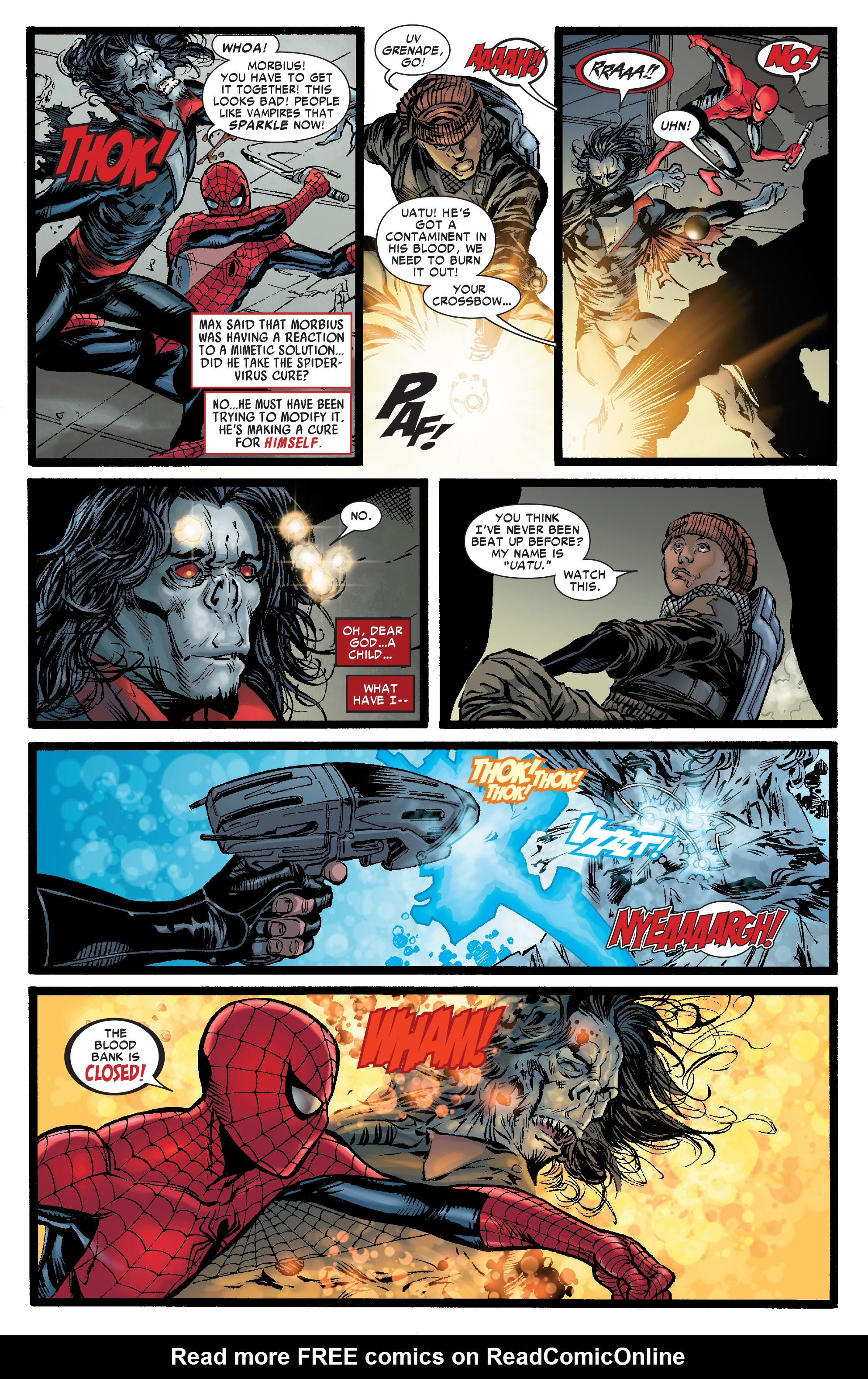 Amazing Spider-Man: Big Time - The Complete Collection TPB-3-Part-2 Page 1