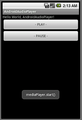 A simple exercise to play MIDI audio using MediaPlayer
