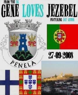 Gene loves Jezebel em Penela