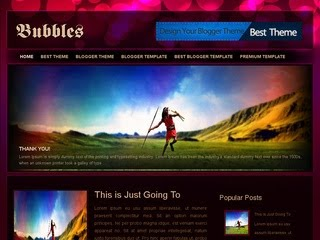 free+tbubble+blogger+template+download