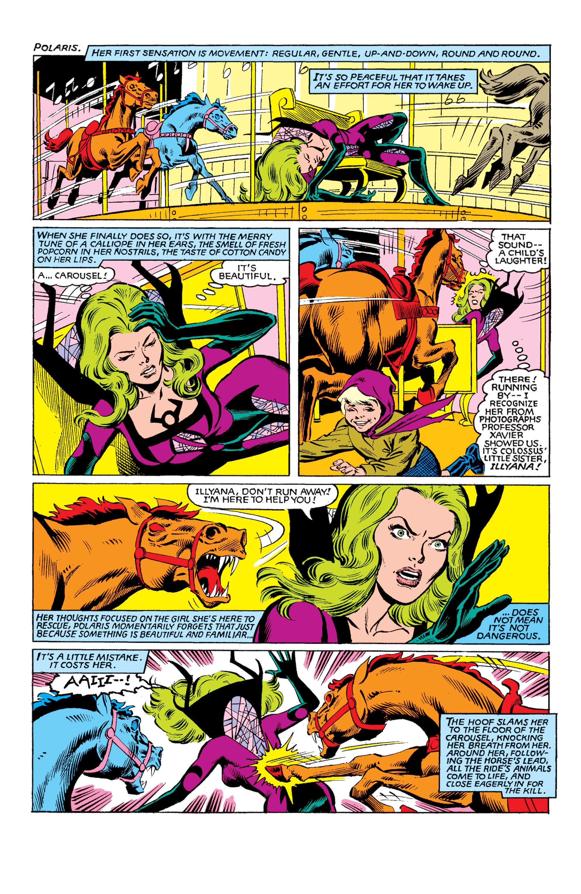 Read online Uncanny X-Men (1963) comic -  Issue #146 - 14