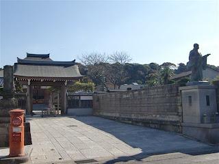 鎌倉・妙長寺