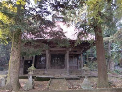 飯山:金剛寺大師堂