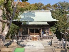 鎌倉・五社稲荷神社