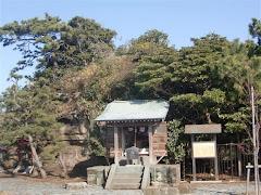 江の島聖天島