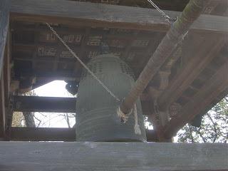 遊行寺の銅鐘