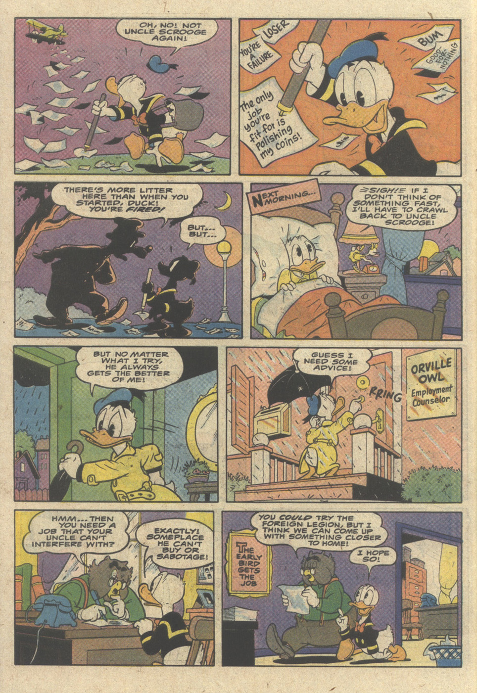 Read online Uncle Scrooge (1953) comic -  Issue #240 - 30