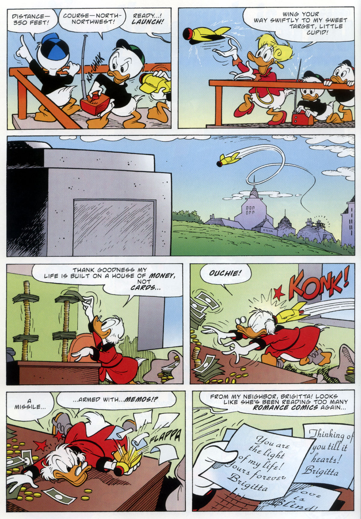 Read online Uncle Scrooge (1953) comic -  Issue #333 - 54