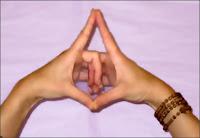 Healthy Life Through Yoga: Yoga for Women--Yoni Mudra