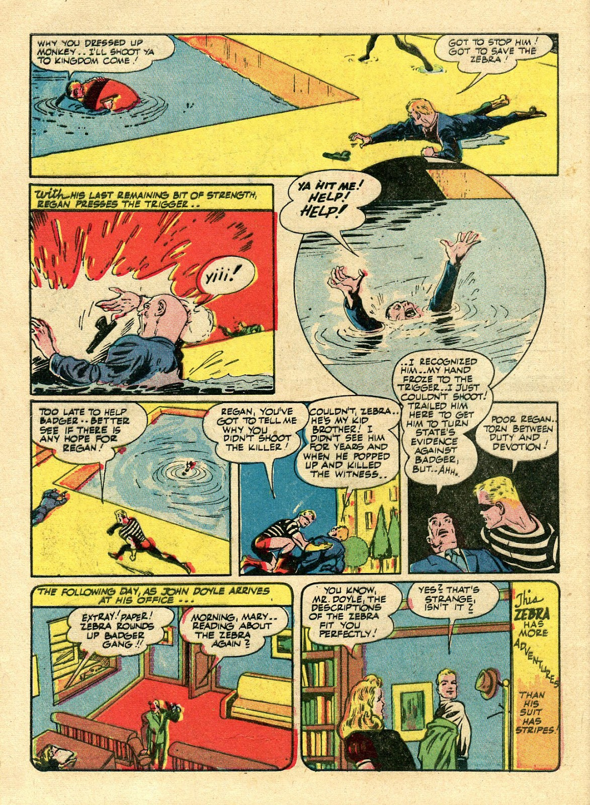 Green Hornet Comics issue 11 - Page 35