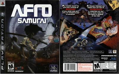 PS3遊戲-Afro Samurai 爆炸頭武士-PS3英文美版 - PS2.PS3 - ADJ網路控股集團