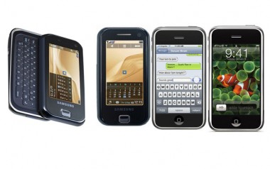 what s better samsung or iphone iphone vs samsung f700 what is better inside wateen 18224