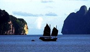 Sunset Cruises at James Bond Island and Phang Nga Bay