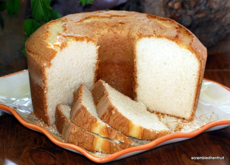 Pound Cake Without Sour Cream