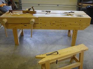 David: Easy Nicholson Workbench Plans Wood Plans US UK CA