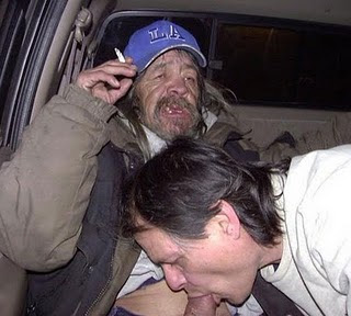 Hobo Blowjob 26