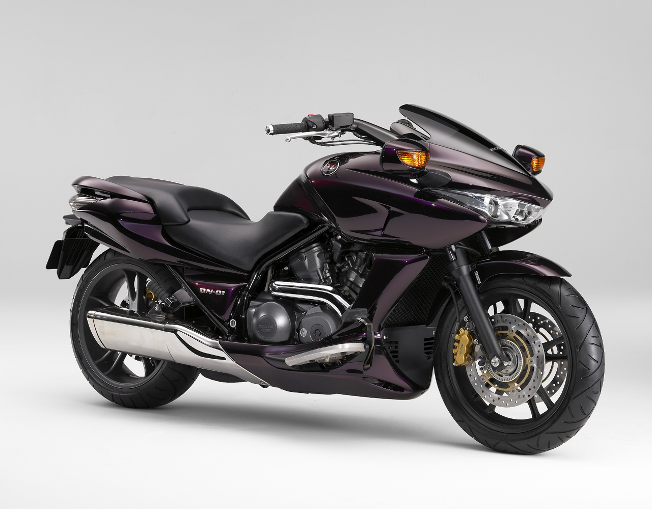 Honda Motorcycles Automatic Transmission