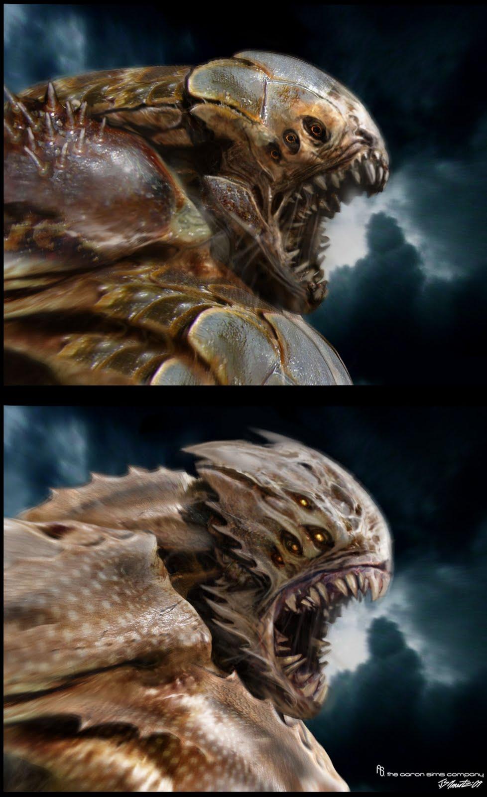 """""""The Kraken"""" for Clash of the Titans"""
