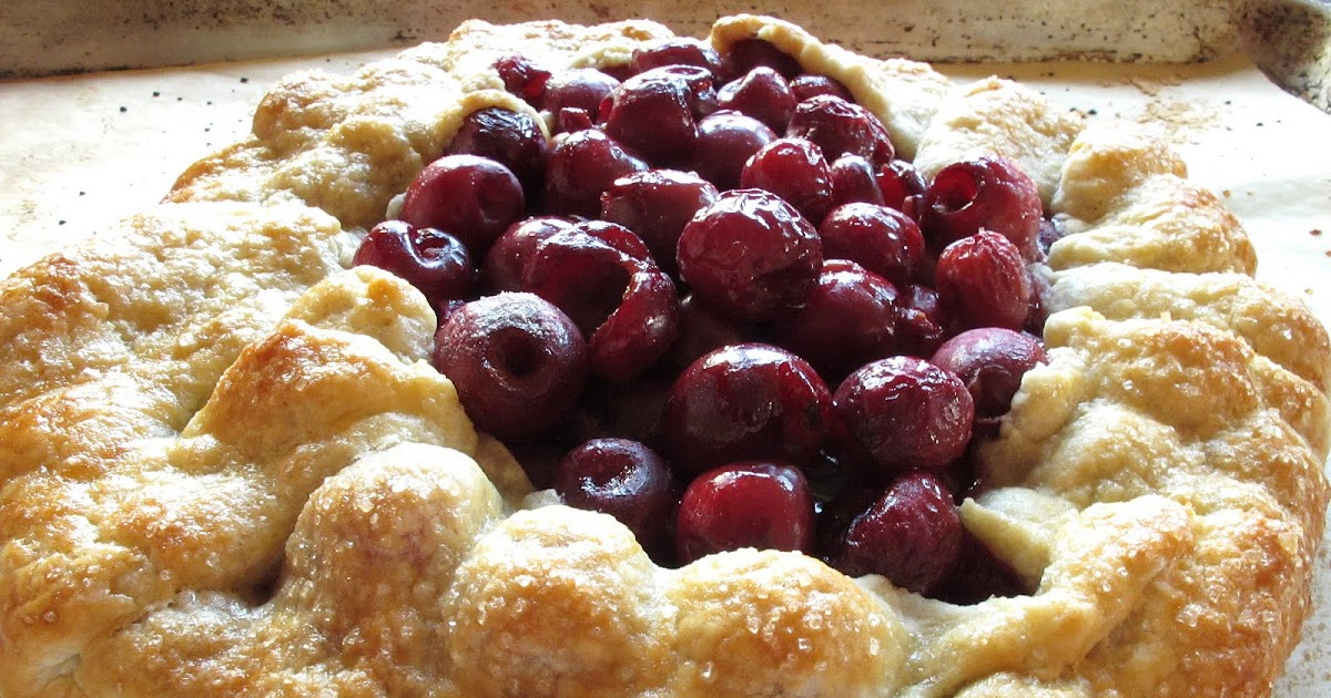 Cherry Pie Recipe For Father S Day Or How I Conquered My