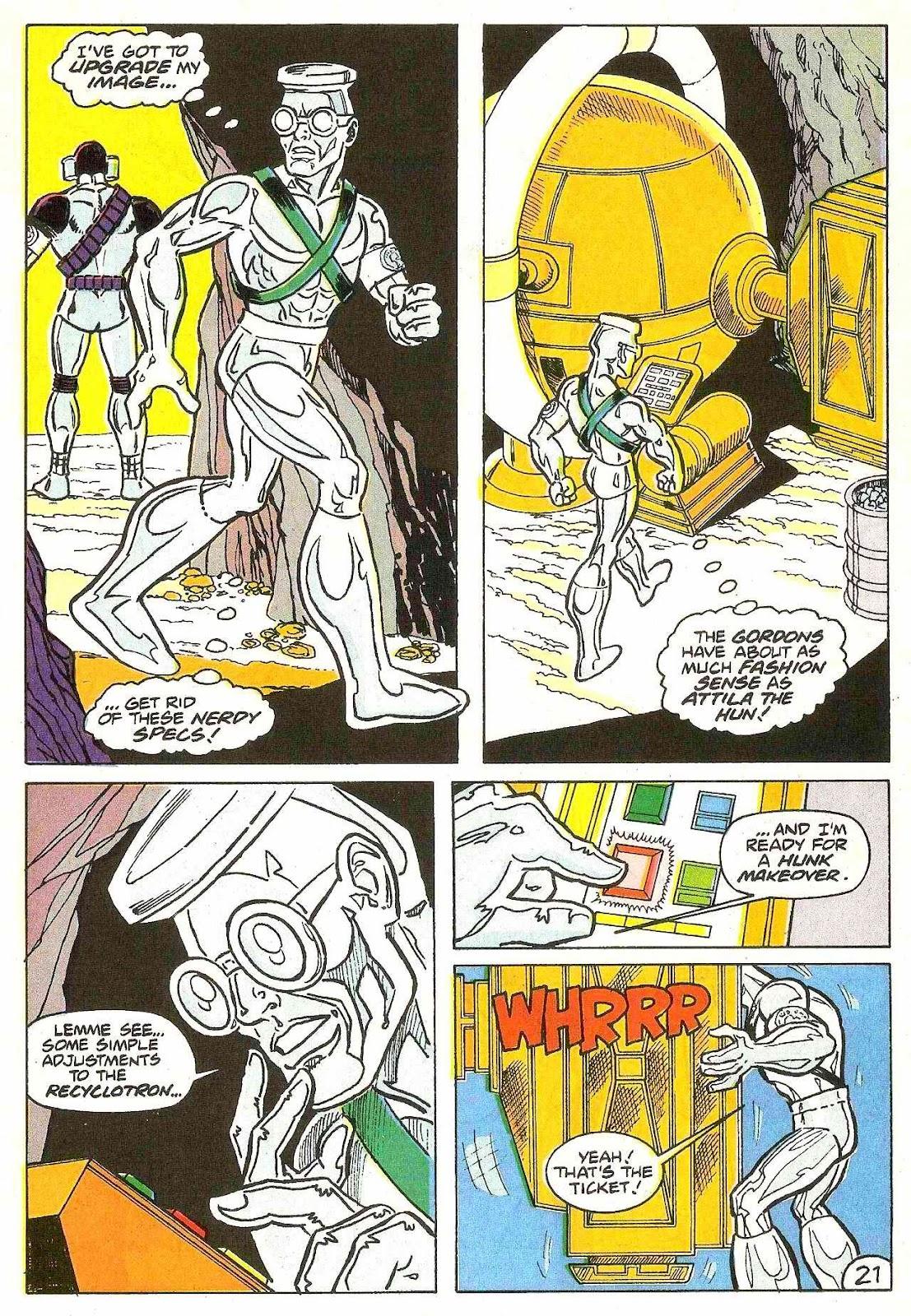 Read online Zen Intergalactic Ninja (1992) comic -  Issue #2 - 19