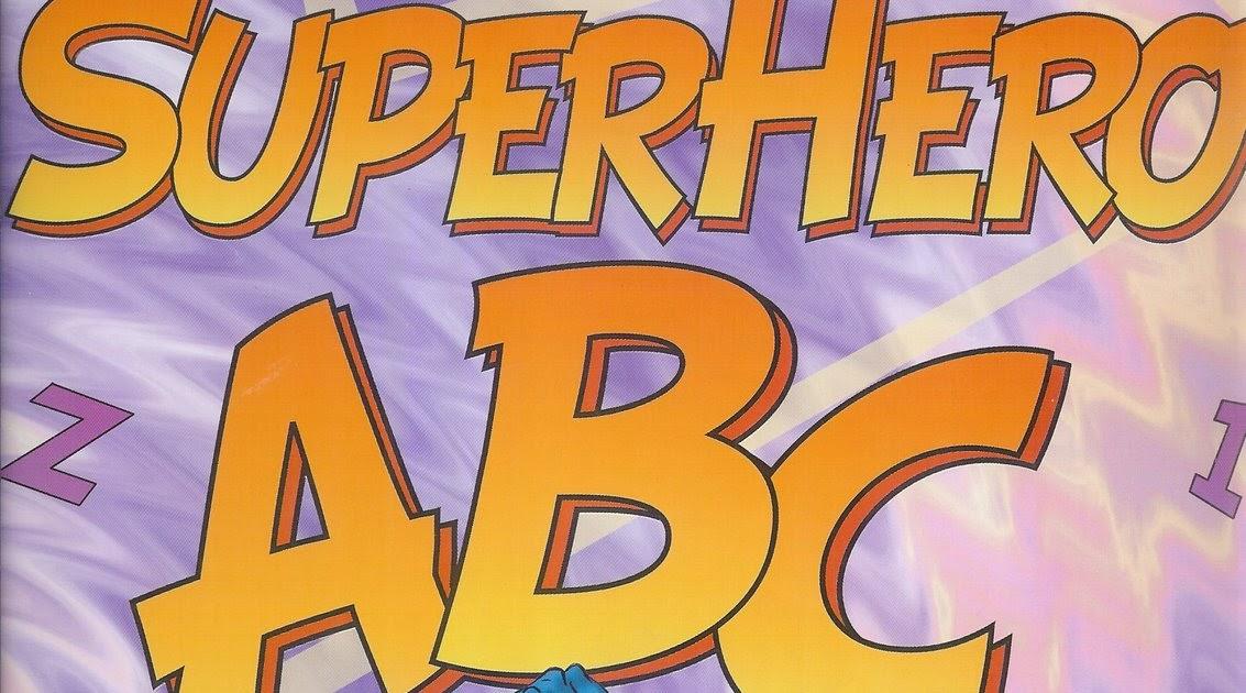 SuperHero ABC