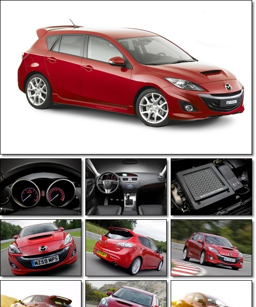 Grand Auto Wallpapers Pack 7 Mazda3 MPS 2009