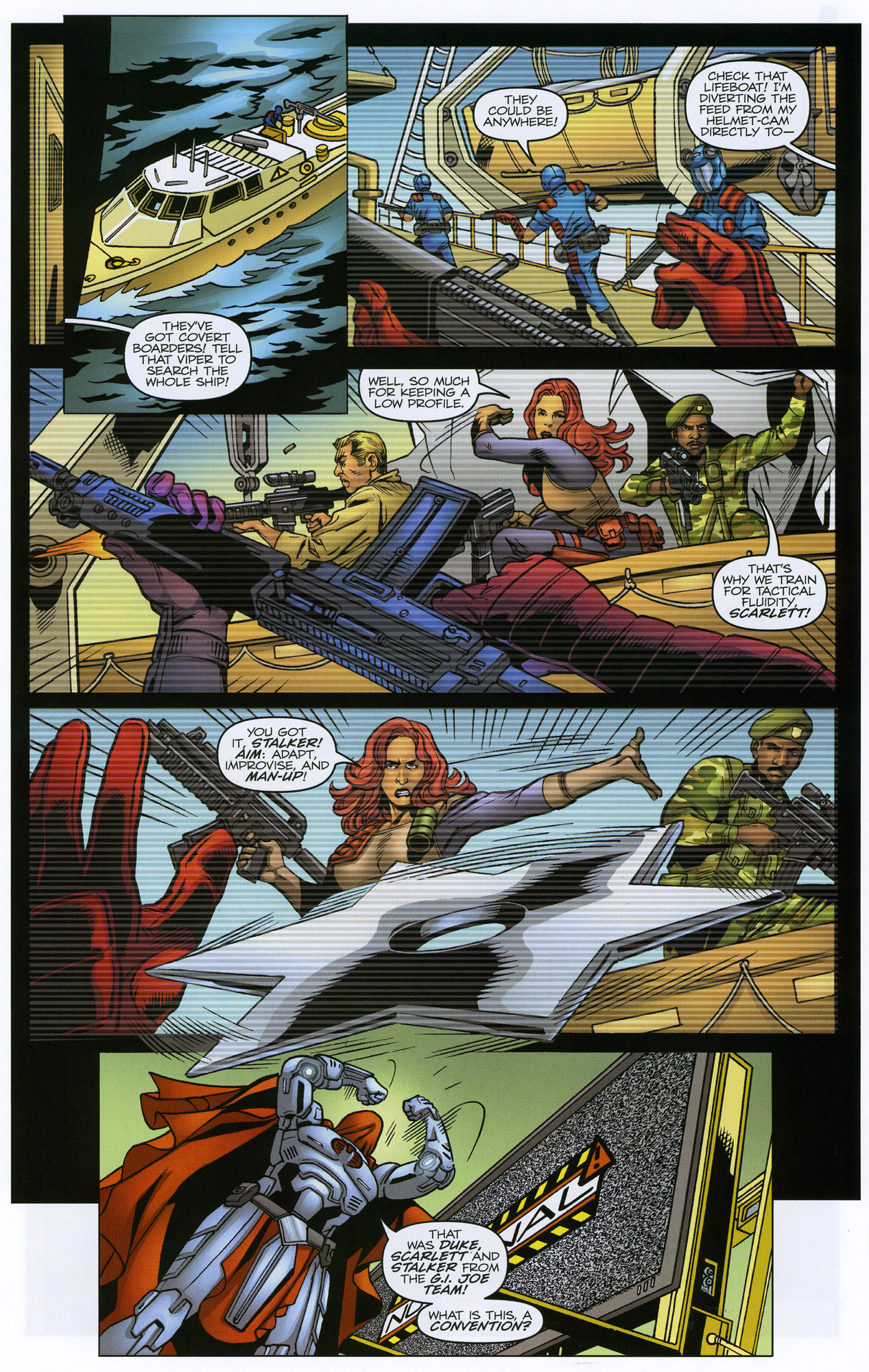 G.I. Joe: A Real American Hero 178 Page 14