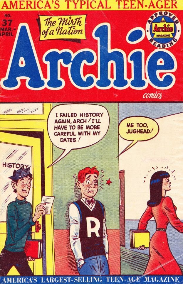Archie Comics issue 037 - Page 1