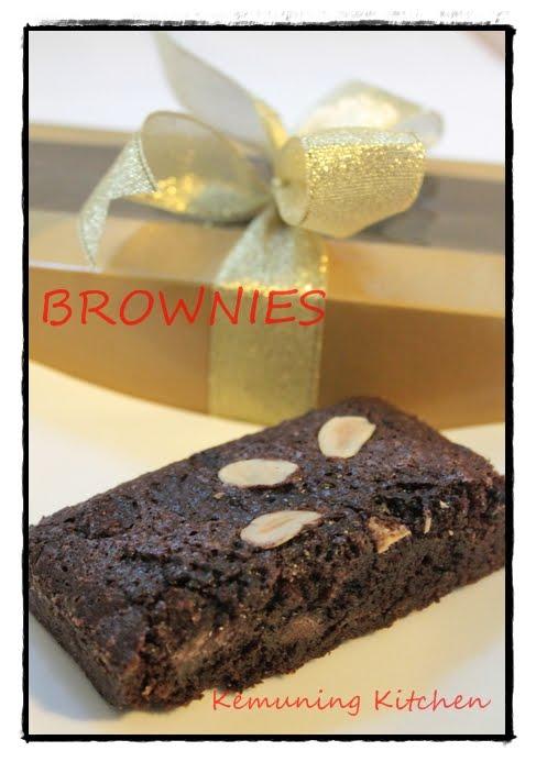 Kemuning Kitchen Brownies Hantaran Lebaran