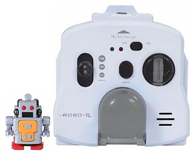"""A Small """"Intelligent"""" Robot To Play With"""