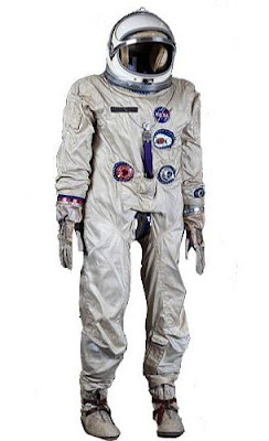 Space Memorabilia On Auciton: Gemini Spacesuit Is The Star