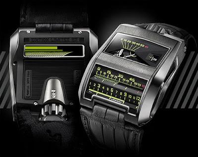 King Cobra Watch Looks Like Retro Speedometers