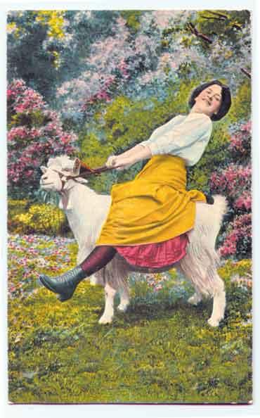 odds & ends: Vintage Summer Postcards