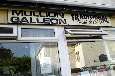 The Galleon in Mullion