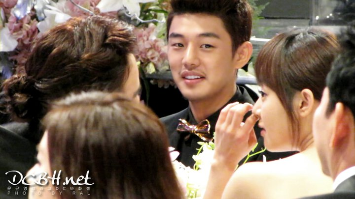 Yoo In Suk Update: Fated Couple: Check Out Who's Looking At Moon Geun Young