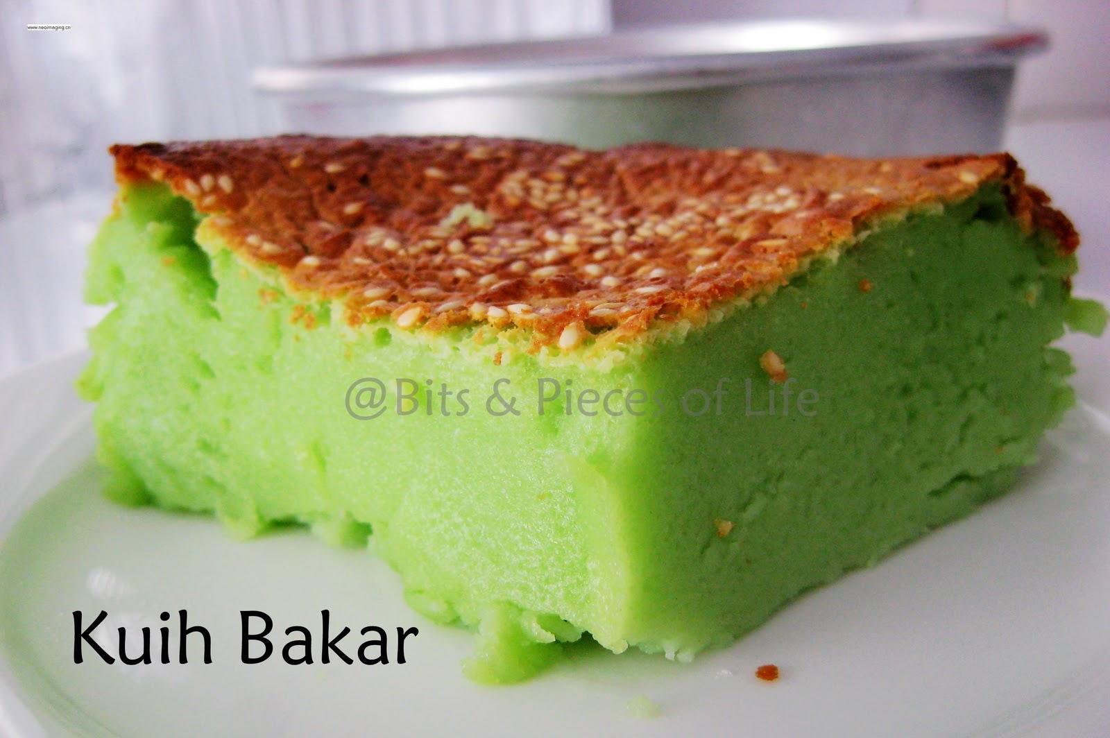 BITS & PIECES OF LIFE: Kuih Bakar