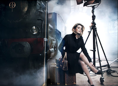 catherine deneuve vuitton