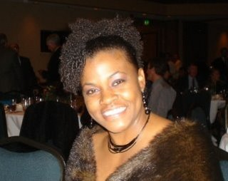Dionne- Owner and Founder of Nature's Indulgence!!