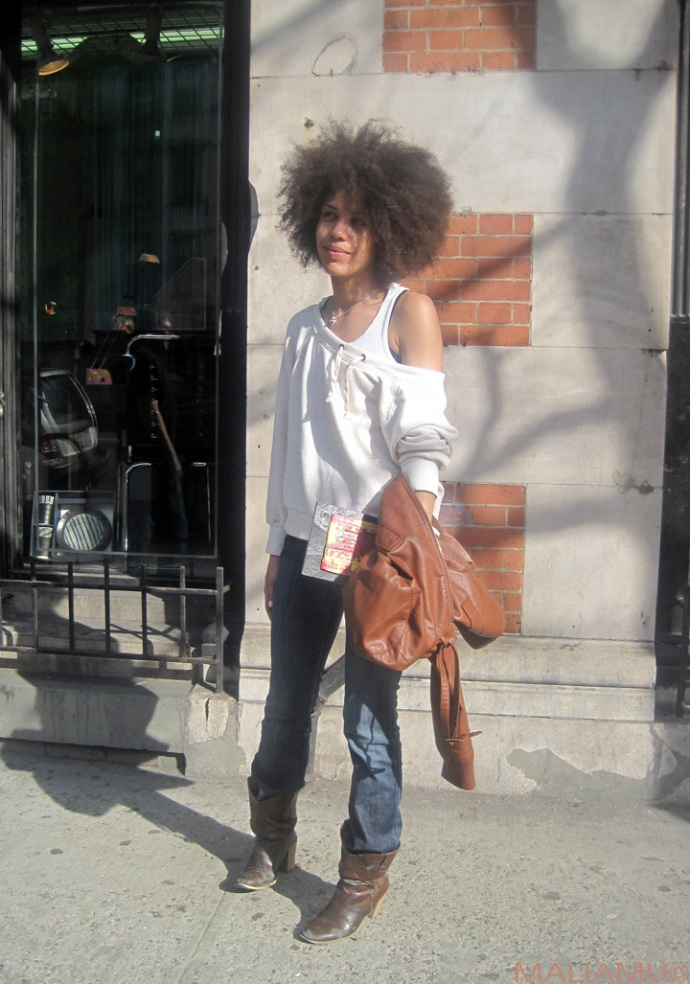Natural in the City with Kasalina!