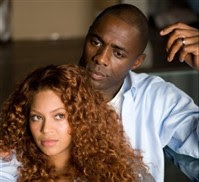 Idris Elba and Beyonce Knowles - Obsessed Movie
