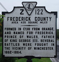 FREDERICK COUNTY, VIRGINIA, USA