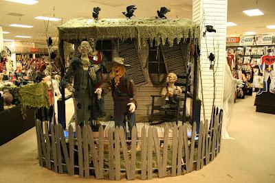 Grim Hollow Haunt Spirit Halloween Store